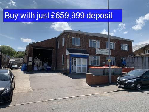 Thumbnail Commercial property for sale in North Luton Industrial Estate, Sedgewick Road, Luton