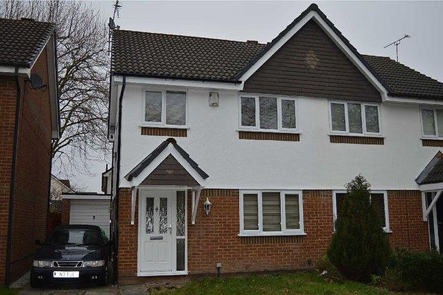 3 bed semi-detached house to rent in Housesteads Drive, Hoole, Chester