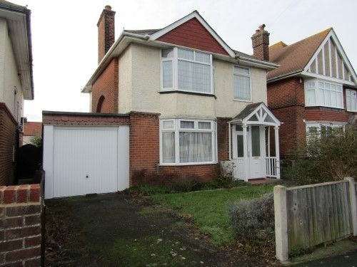Thumbnail Detached house to rent in Highfield Avenue, Dovercourt, Harwich