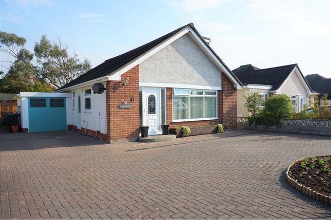 Thumbnail Detached bungalow for sale in Highlands Road, Rhuddlan