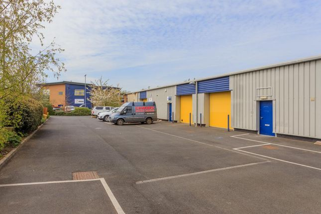 Light industrial to let in Rrz Enterprise Centre, Holme Lacey Road, Hereford