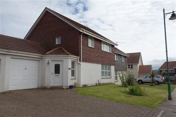 Thumbnail Semi-detached house for sale in Sound Of Kintyre, Machrihanish, Campbeltown