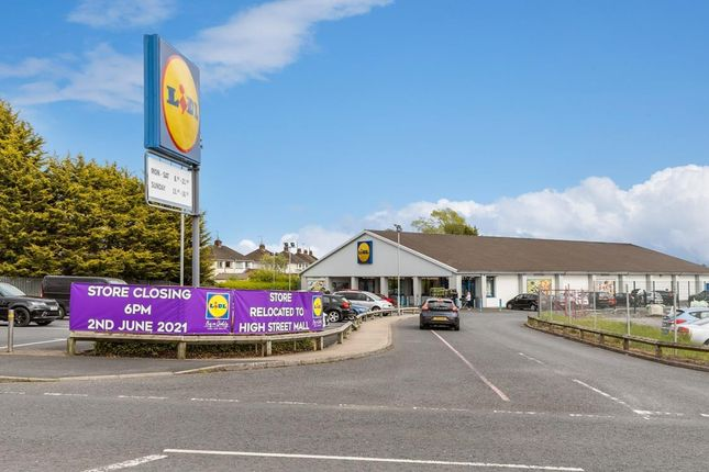 Thumbnail Retail premises for sale in 21 Armagh Road, Portadown, County Armagh
