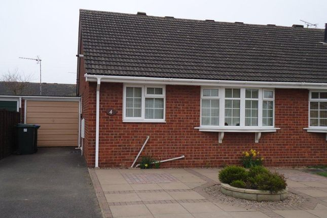 Thumbnail Bungalow to rent in Calmere Close, Walsgrave On Sowe, Coventry
