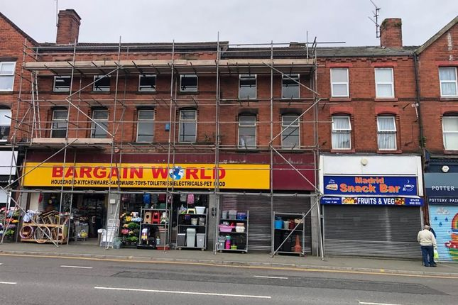Thumbnail Land for sale in Prescot Road, Old Swan, Liverpool