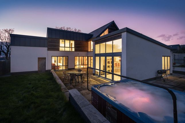 Thumbnail Detached house for sale in Gurnard Pines, Cockleton Lane, Gurnard, Cowes