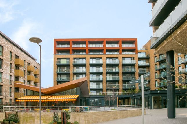 Thumbnail Flat for sale in Seafarer Way, London