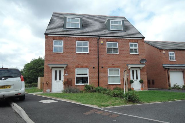 Thumbnail Semi-detached house to rent in Willow Road, Norton Canes, Cannock