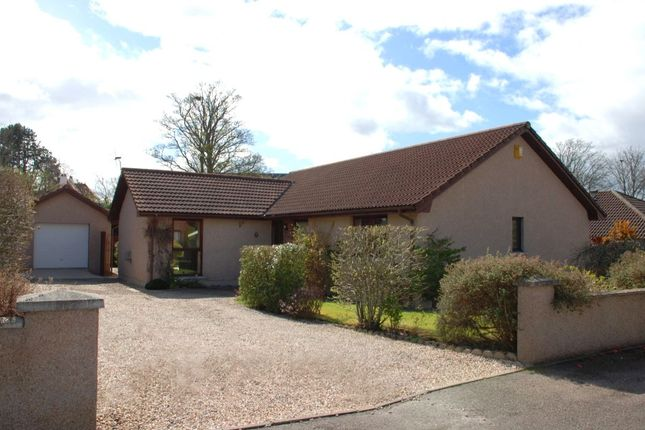 Thumbnail Bungalow for sale in Cranmore Drive, Smithton, Inverness