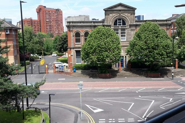 Thumbnail Flat to rent in Park Central, Birmingham