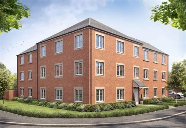 Thumbnail Flat for sale in The Hambledons, Marlborough Road, Accrington