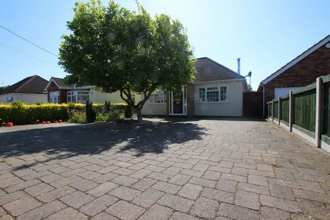 Thumbnail Detached bungalow for sale in Mill Lane, Cressing, Braintree, Essex