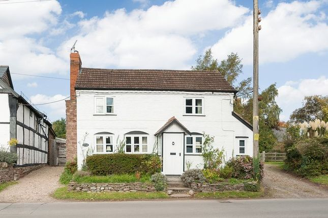 Thumbnail Cottage for sale in Wellington, Hereford