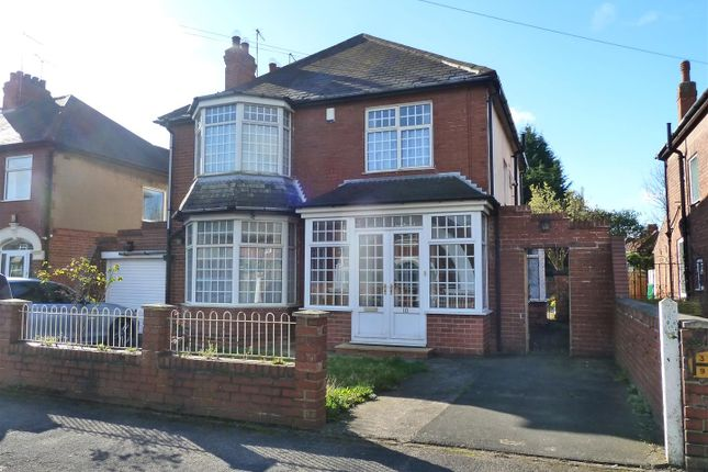 Thumbnail Detached house to rent in Allderidge Avenue, Hull