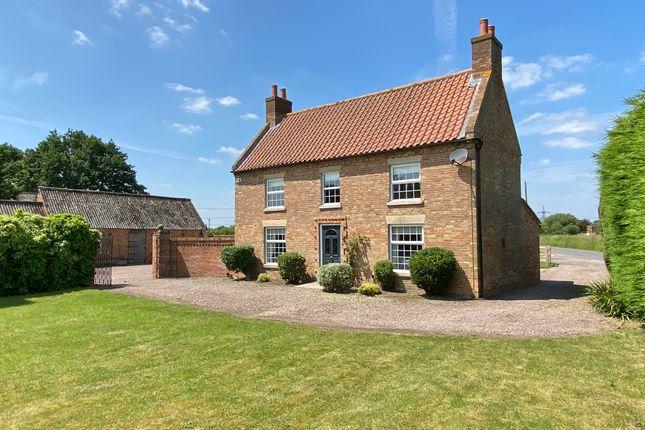 Thumbnail Farmhouse for sale in Old Whitemoor Farmhouse, Whitemoor Lane, Collingham