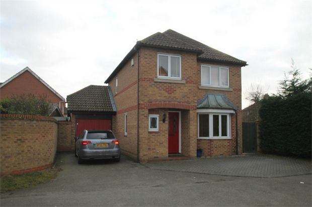Thumbnail Detached house for sale in Barrell Close, Frating, Colchester, Essex