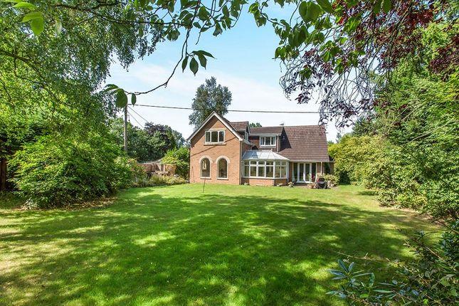 Thumbnail Detached house for sale in Brereton Heath Lane, Brereton Heath, Congleton