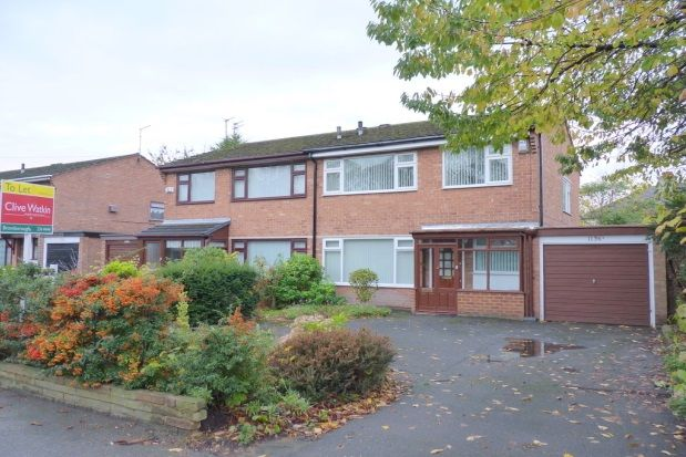 Thumbnail Property to rent in New Chester Road, New Ferry, Wirral