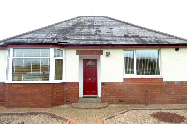 Thumbnail Detached bungalow for sale in Mansefield Road, Berwick Upon Tweed