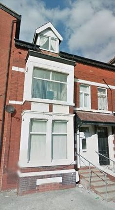 Thumbnail Terraced house to rent in Adelaide Street, Blackpool