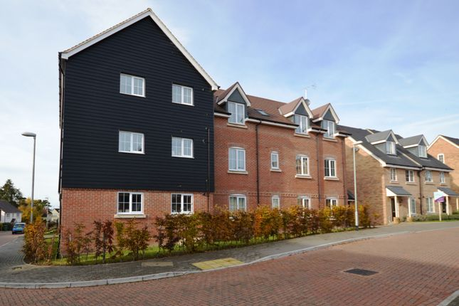 Thumbnail Flat to rent in The Alders, Billingshurst