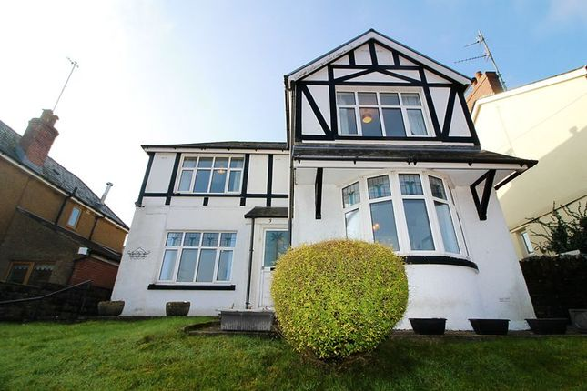 Thumbnail Detached house for sale in Old Ynysybwl Road, Pontypridd