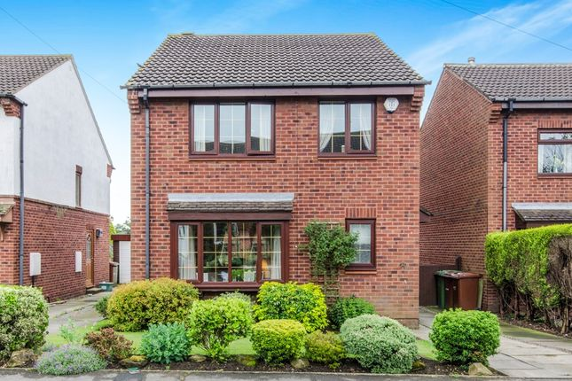 Thumbnail Detached house for sale in Cricketers Approach, Wrenthorpe, Wakefield
