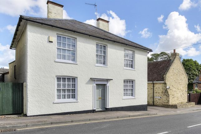 Thumbnail Detached house for sale in Baldock Street, Royston