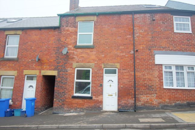Thumbnail Terraced house for sale in Vernon Terrace, Sheffield