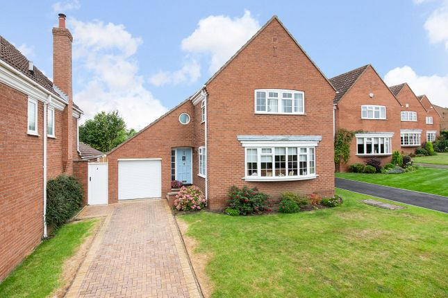 3 bed detached house for sale in Thornlands, Easingwold, York, North Yorkshire YO61