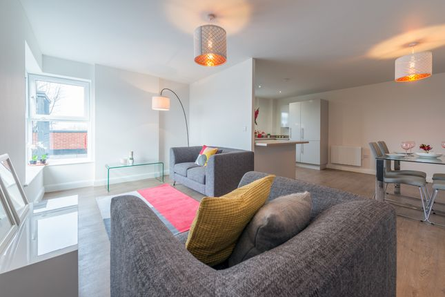 Thumbnail Flat to rent in St Johns Road, Leeds