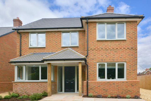 Thumbnail Detached house for sale in Morteyne Meadows, Marston Moretaine