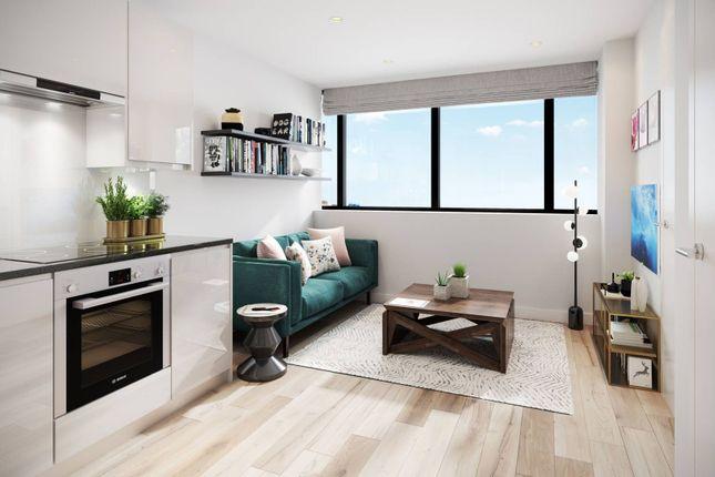 Thumbnail Flat for sale in Nova, Croydon