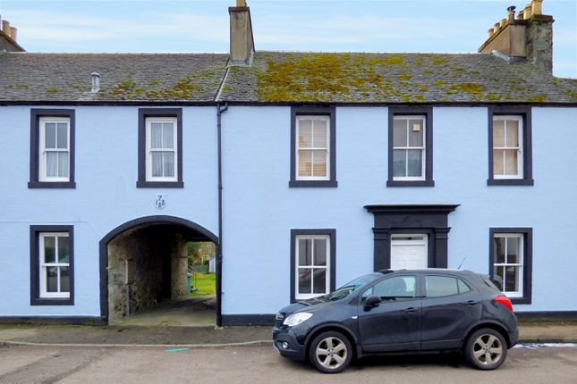 Front View of Union Street, Lochgilphead, Argyll PA31