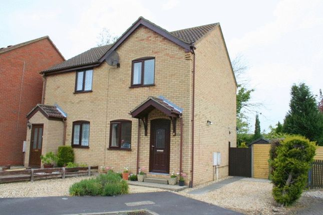 Thumbnail Semi-detached house to rent in Ryland Bridge, Welton, Lincoln