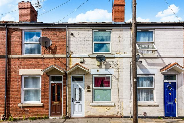 Photography of Selborne Street, Rotherham, South Yorkshire S65