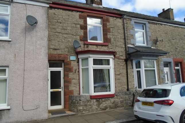 Thumbnail Terraced house for sale in Argyle Street, Ulverston
