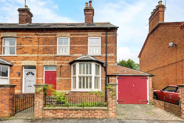 Thumbnail Semi-detached house for sale in Priory Road, Newbury, Berkshire
