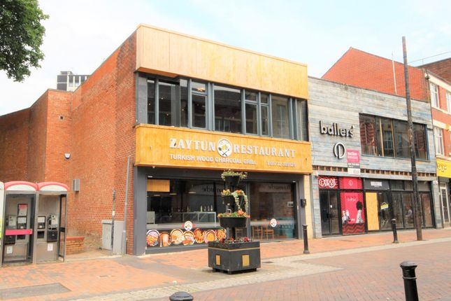 Thumbnail Restaurant/cafe for sale in Friargate, Preston, Lancashire