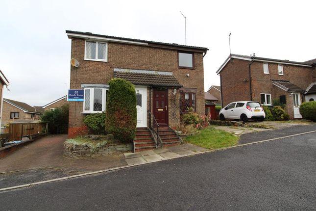 Thumbnail Semi-detached house for sale in Osborne Way, Haslingden, Rossendale