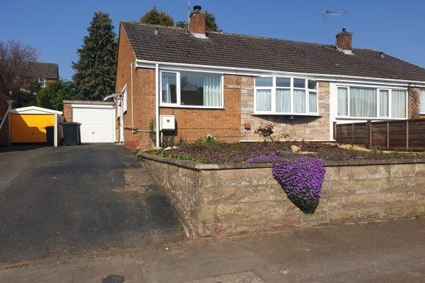 Thumbnail Bungalow to rent in Dunnington Avenue, Kidderminster