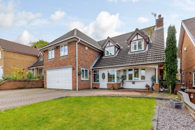 5 bed detached house for sale in Smallshaw Close, Ashton-In-Makerfield, Wigan WN4