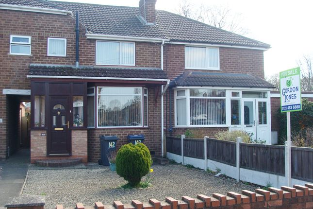 Thumbnail Terraced house for sale in Wolverton Road, Birmingham