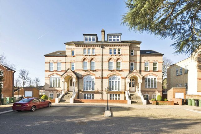 Thumbnail Flat for sale in Savill Court, 1-3 The Fairmile, Henley-On-Thames, Oxfordshire