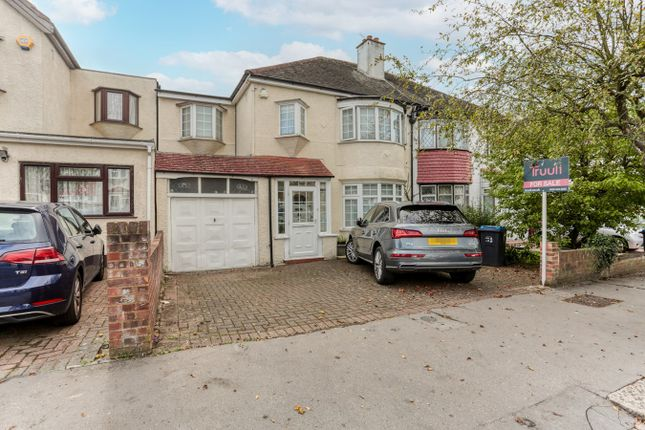 Thumbnail Semi-detached house for sale in Maryland Road, Thornton Heath