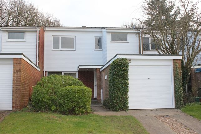 Thumbnail Terraced house to rent in Lincoln Park, Amersham, Buckinghamshire