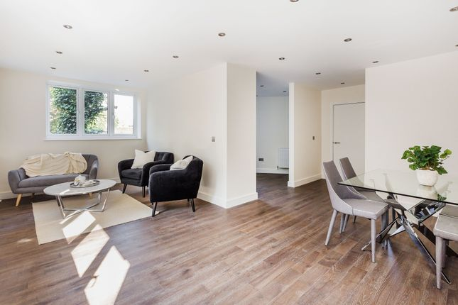Thumbnail Flat for sale in Church Lane, Oxted, Surrey.