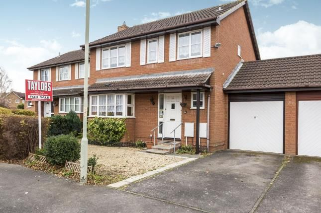 Thumbnail Detached house for sale in Bishops Road, Abbeymead, Gloucester, Gloucestershire