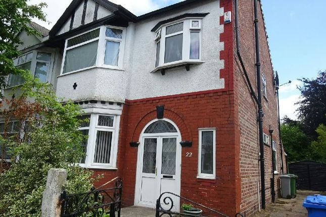 Thumbnail Semi-detached house for sale in Erlington Avenue, Firswood, Manchester