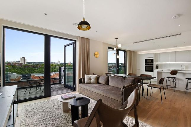 Thumbnail Flat to rent in Dockray Place, Camden
